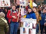 Right to Life, March 2016